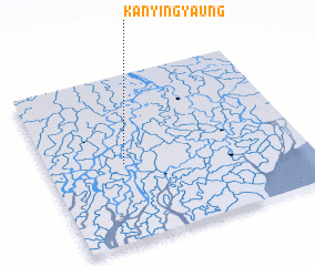 3d view of Kanyingyaung