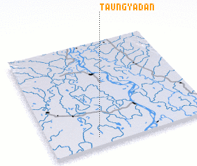 3d view of Taungyadan