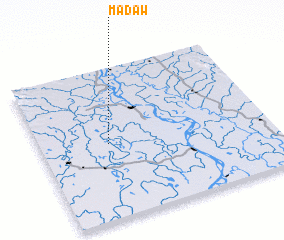 3d view of Madaw