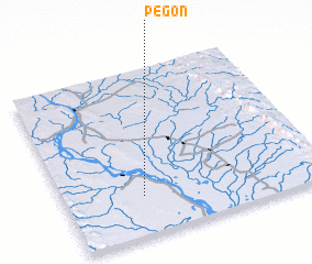 3d view of Pegon