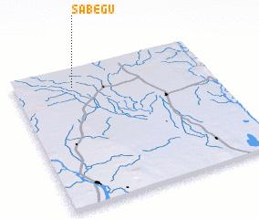 3d view of Sabègu