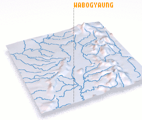 3d view of Wabogyaung