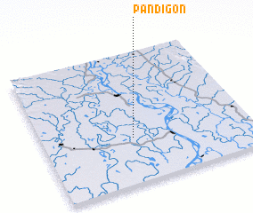 3d view of Pandigon