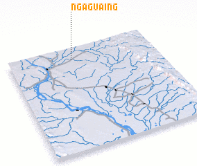 3d view of Ngagu-aing
