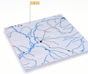 3d view of Sibin