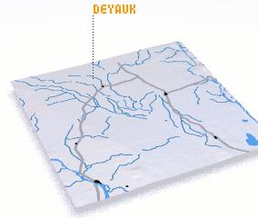 3d view of Deyauk