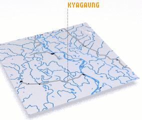 3d view of Kyagaung