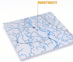 3d view of Mahathagyi