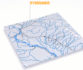 3d view of Nyandaw-in
