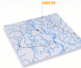 3d view of Kawche