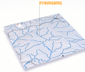 3d view of Nyaungaing