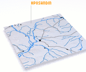 3d view of Hposandin