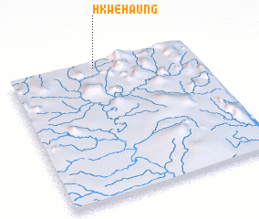 3d view of Hkwehaung