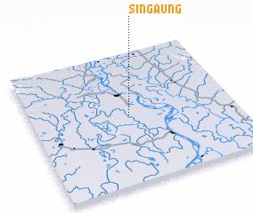 3d view of Singaung