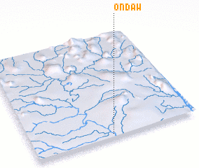3d view of Ondaw