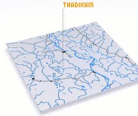 3d view of Thadikwin