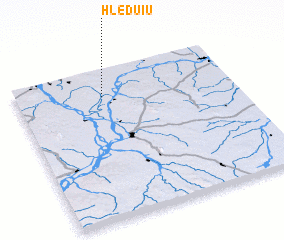 3d view of Hleduiu