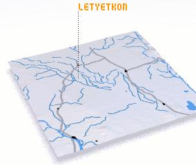 3d view of Letyetkon