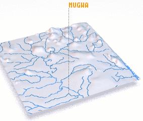 3d view of Mugwa