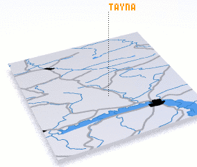 3d view of Tayna