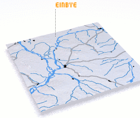 3d view of Einbye