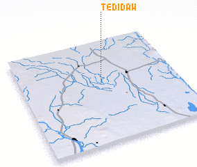 3d view of Tèdidaw