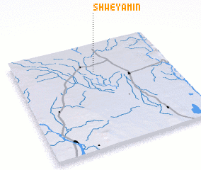 3d view of Shweyamin