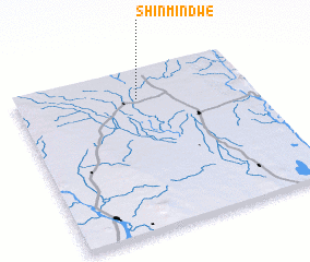 3d view of Shinmindwe