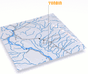 3d view of Yonbin