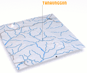 3d view of Tanaunggon
