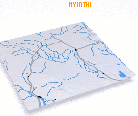 3d view of Myinthi