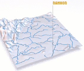 3d view of Namhon