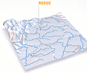 3d view of Mepok