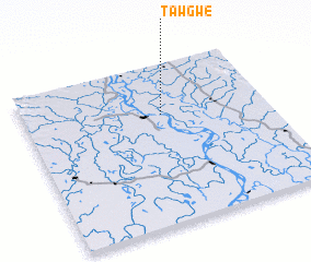 3d view of Tawgwè