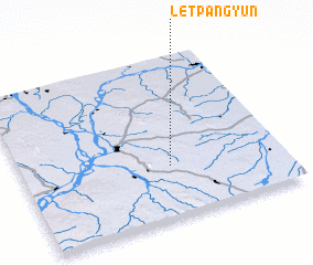3d view of Letpangyun