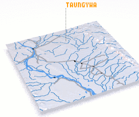 3d view of Taungywa