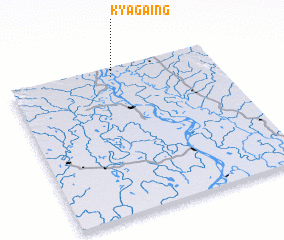 3d view of Kyagaing