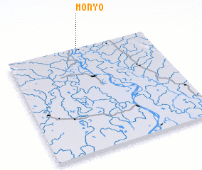 3d view of Monyo