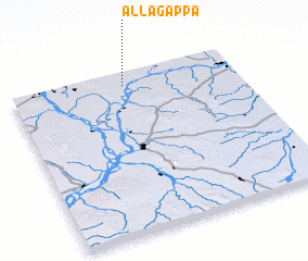 3d view of Allagappa