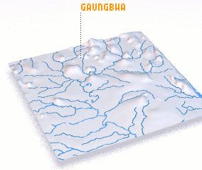 3d view of Gaungbwa