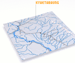3d view of Kywetabaung