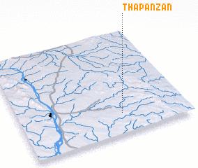 3d view of Thapanzan