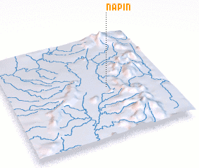 3d view of Napin