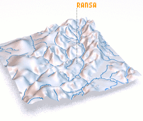 3d view of Ransa