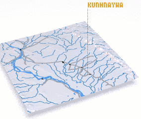 3d view of Kunhnaywa