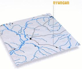 3d view of Nyangan