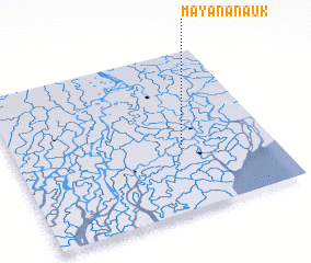 3d view of Mayan-Anauk