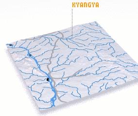 3d view of Kyangya