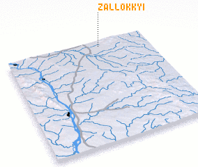3d view of Zallokkyi