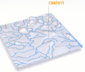 3d view of Chatkyi